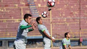 Jugadores afirman que la Verde mostrará otra imagen en la Copa