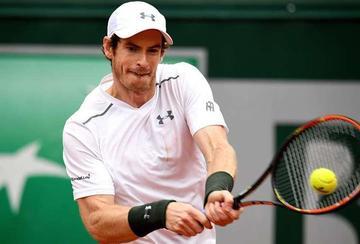 Murray vence a Isner y se clasifica a cuartos de final