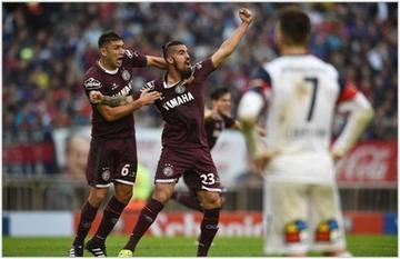Lanús se corona campeón en Argentina
