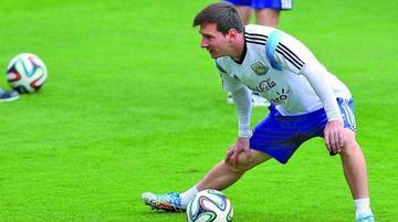 Crecen las dudas de la presencia de Messi en el partido de Argentina-Chile