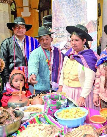 Invitan a Feria de la Kanka de la localidad de Incahuasi