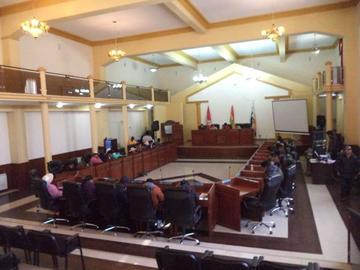 La nueva directiva de la Asamblea Legislativa será posesionada hoy