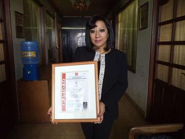 Universidad Domingo Savio ratifica certificación Ibnorca