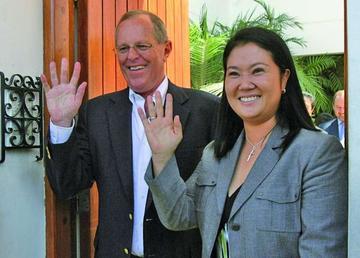 Keiko Fujimori y Kuczynski se alistan para el balotaje en Perú