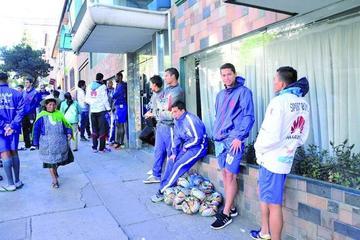 Sport Boys planea hacer la pretemporada en Oruro