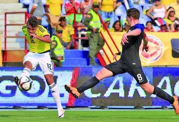Estados Unidos y Colombia abren la Copa América Centenario