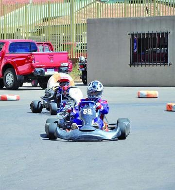 Potosí tendrá a seis pilotos en el nacional de karting