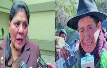 Piérola y Quispe dicen que los juristas no quieren representarlos por temor