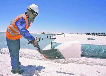 Uyuni busca que el sudoeste potosino se beneficie del litio