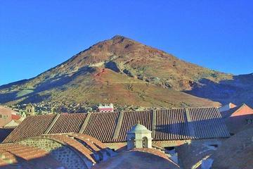 Una comisión Unesco visitará Potosí para evaluar trabajos del Cerro Rico