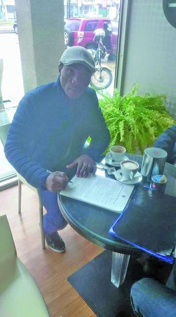Alessandrini, Alaca y Maldonado se suman a Nacional Potosí