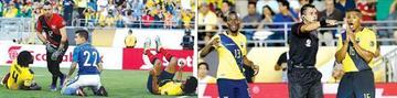 Ecuador le arranca un empate a Brasil