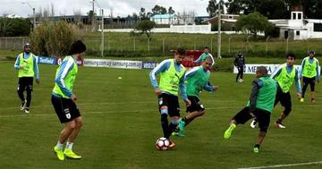México y Uruguay quieren dar el primer paso en Phoenix