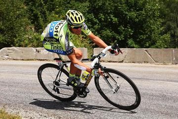Contador vence en el prólogo del criterium de Dauphine