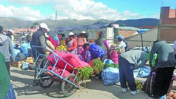 Aumentan los precios de los alimentos en la ciudad de Potosí