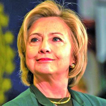 Clinton busca la nominación presidencial republicana
