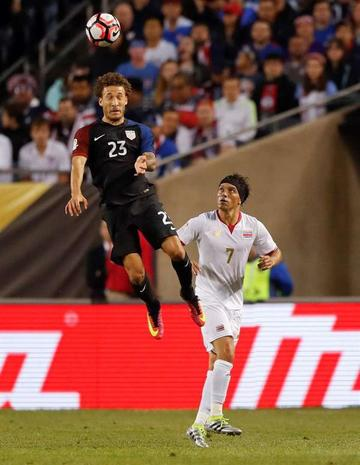 Estados Unidos golea 4-0 a la selección de Costa Rica