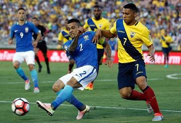 Brasil acogerá la Copa América en 2019
