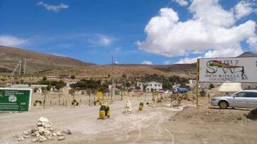 Aguas de San Lorenzo favorecía a comunarios