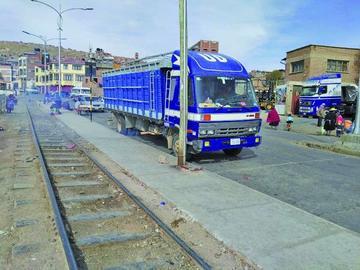 Transporte provincial contamina con gas