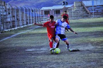 Interfi empata a Sporting Potosí en los minutos finales del partido