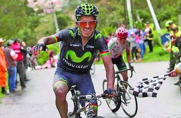 """El potosino Oscar Soliz quiere """"volar"""" en Colombia"""