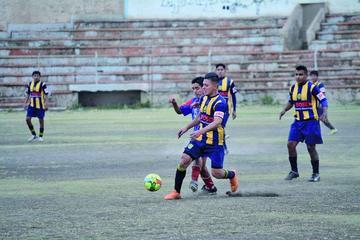 Carlos García le da la victoria a Rosario Central en el torneo de la AFP