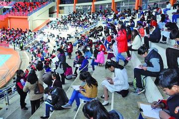 Hay 180 estudiantes clasificados de Olimpiada Científica distrital