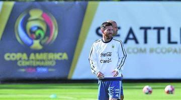 Albicelestes buscarán un nuevo récord para Messi