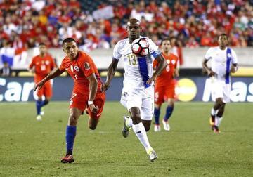 Chile completa la lista a cuartos