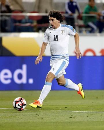 Corujo hizo el gol 2.500 de la historia de la Copa América