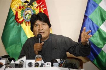 El presidente Evo pide debatir la propuesta de cadena perpetua