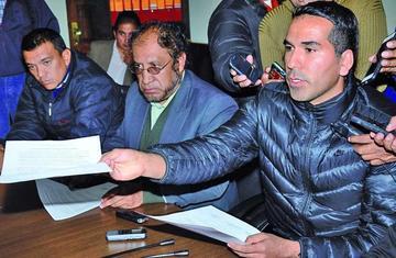 El árbitro Raúl Orosco pidió disculpas a los potosinos