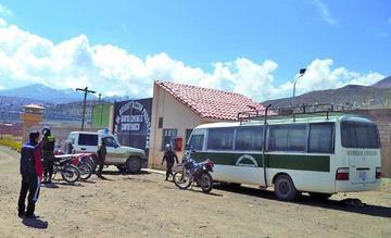 Continúa estado de emergencia en cárcel de Cantumarca