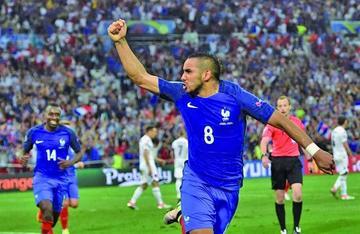 Francia vence a la selección de Albania y pasa a octavos
