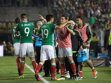 Se agotan las entradas para el choque México-Chile