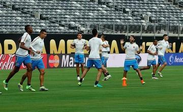 Colombia y Perú van por el pase a semifinales