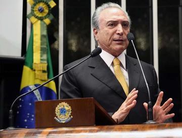 Temer rechaza acusaciones que los implican en el caso Petrobras