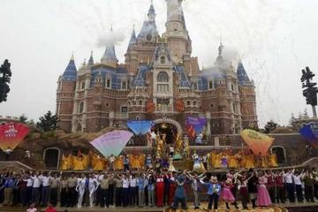 Disney inaugura el parque Shangai