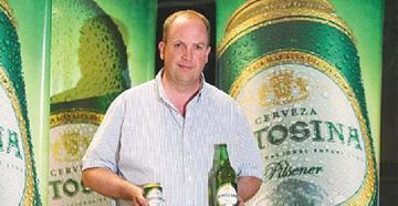 La cerveza Potosina llega a  Santa Cruz y edifica fábrica