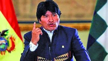 Evo Morales anuncia cierre de la Empresa de Correos de Bolivia
