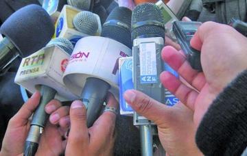 Periodistas refutan que llamen mafias a los medios bolivianos