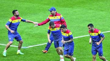 Rumanía aspira a meterse en octavos a costa de la selección de Albania