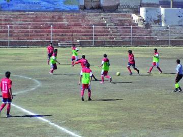 Wilstermann Cooperativas golea 8-0 a Atlético Pulacayo