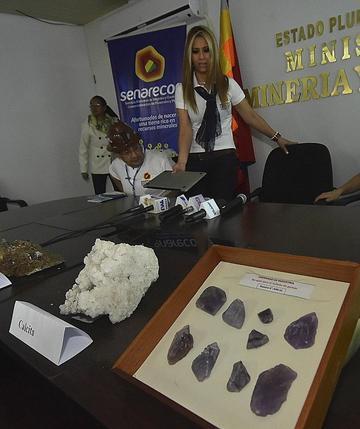 Por regalías mineras el Estado percibió Bs 295,6 millones de enero a mayo
