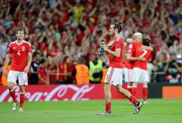 Gales vence a Rusia y logra clasificación histórica