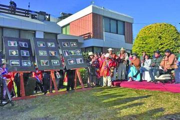 Bolivia rescata 21 piezas antiguas