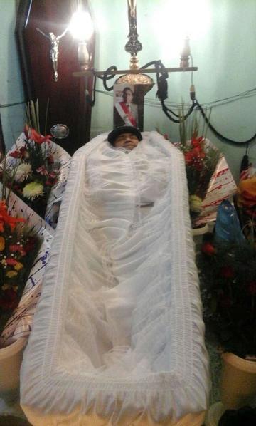 Declaran duelo por la muerte de exalcalde Zenón Gutierrez