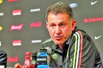 Osorio es ratificado como seleccionador de México