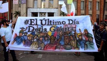Las FARC tendrán residencia en 31 sitios limitados en Colombia